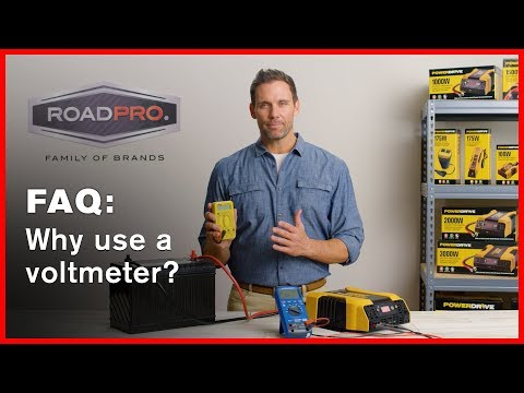 Power Inverter FAQ #2 - Why is the voltage measured with a volt meter only 95 volts?