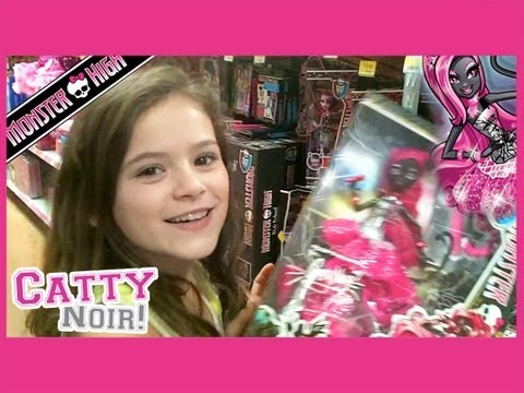 Collection Dolls Monster High Monster High Catty Noir Doll
