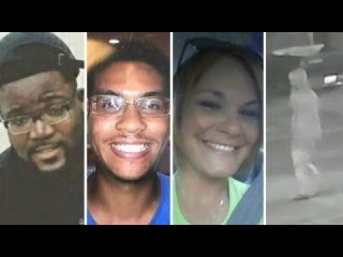 Tampa residents fears a serial killer is on the loose