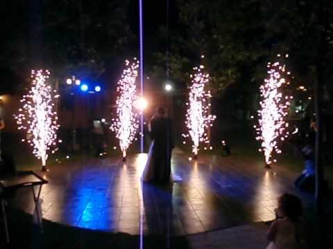 Συντριβάνια στον χορό 4 τεμάχια  Κτήμα Κορδαλής