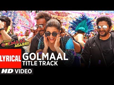 Golmaal Title Track
