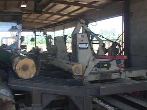 Hurdle Machine Works MagnumLP Carriage - Sorrells Sawmill Inc.