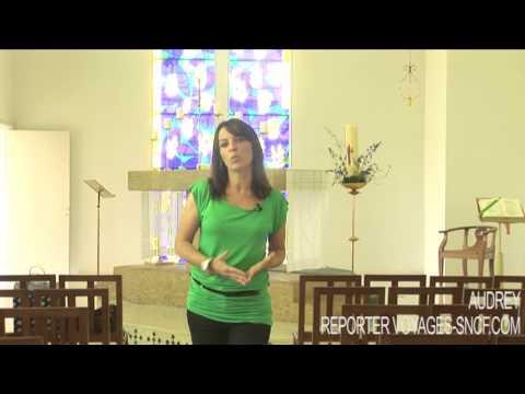 La chapelle Matisse à Vence