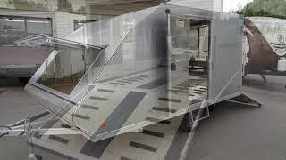 7. 2019 Sno Pro Hybrid Snowmobile Trailer  New Powersports - Brockport,NY - 2018-11-04