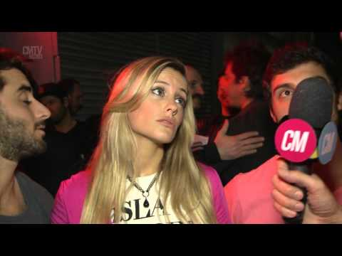 Agapornis video Entrevista CM (Up Front Sony Music ) - Octubre 2015