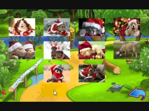 Video of Animal Puzzles for kids free