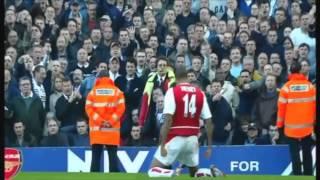 Thierry Henry über sein Traumtor gegen Tottenham (2002)