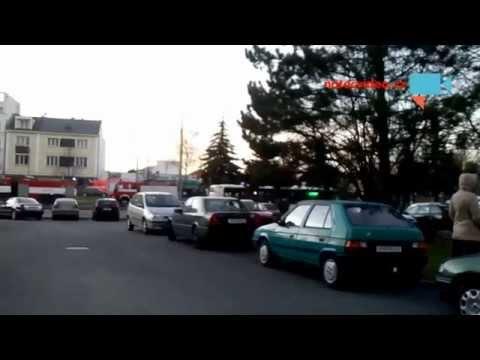 Dnešní nález bomby v Opavě