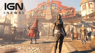 New Fallout 4 DLC Revealed - IGN News by IGN