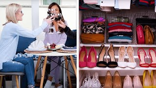 Video 10 Helpful Home Organization Hacks! | DIY Home Improvement and Organization Tips by Blossom MP3, 3GP, MP4, WEBM, AVI, FLV Juni 2019