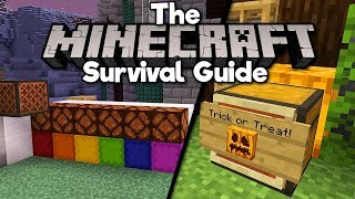 Simple Redstone Randomisers! • The Minecraft Survival Guide (Tutorial Let's Play)[Part 247]