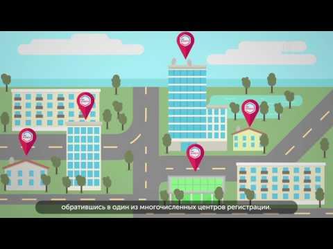 Видеопрезентация портала Государственных услуг