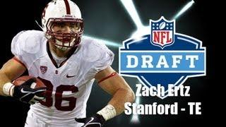 Zach Ertz - 2013 NFL Draft Profile