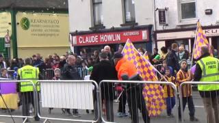 Wexford Ireland  city photos : St Patrick's Day Parade Wexford Ireland 2015