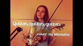 Quizás, quizás, quizás - Osvaldo Farrés (cover by MashaGo)
