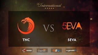 TnC vs 5eva, game 1