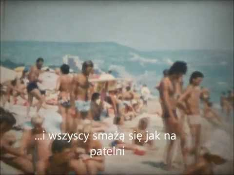 Do Bułgarii z namiotem ,cz.I - camping Kranevo ,film amatorski 8mm 1978