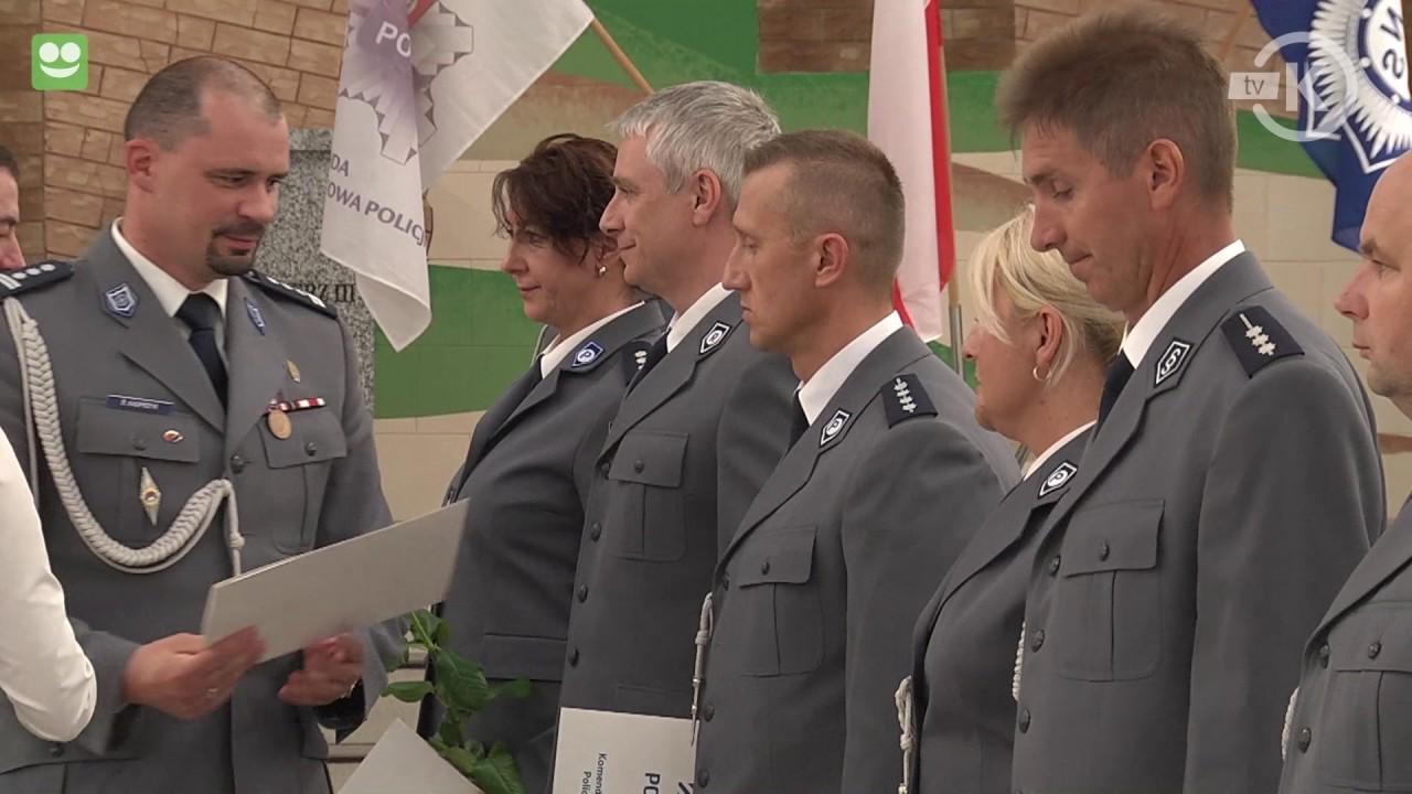 Powiatowe obchody Święta Policji 2017