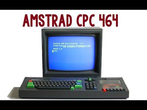 Chronique : Amstrad CPC 464