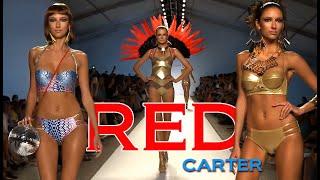 Red Carter - Mercedes-Benz Fashion Week Swim 2013