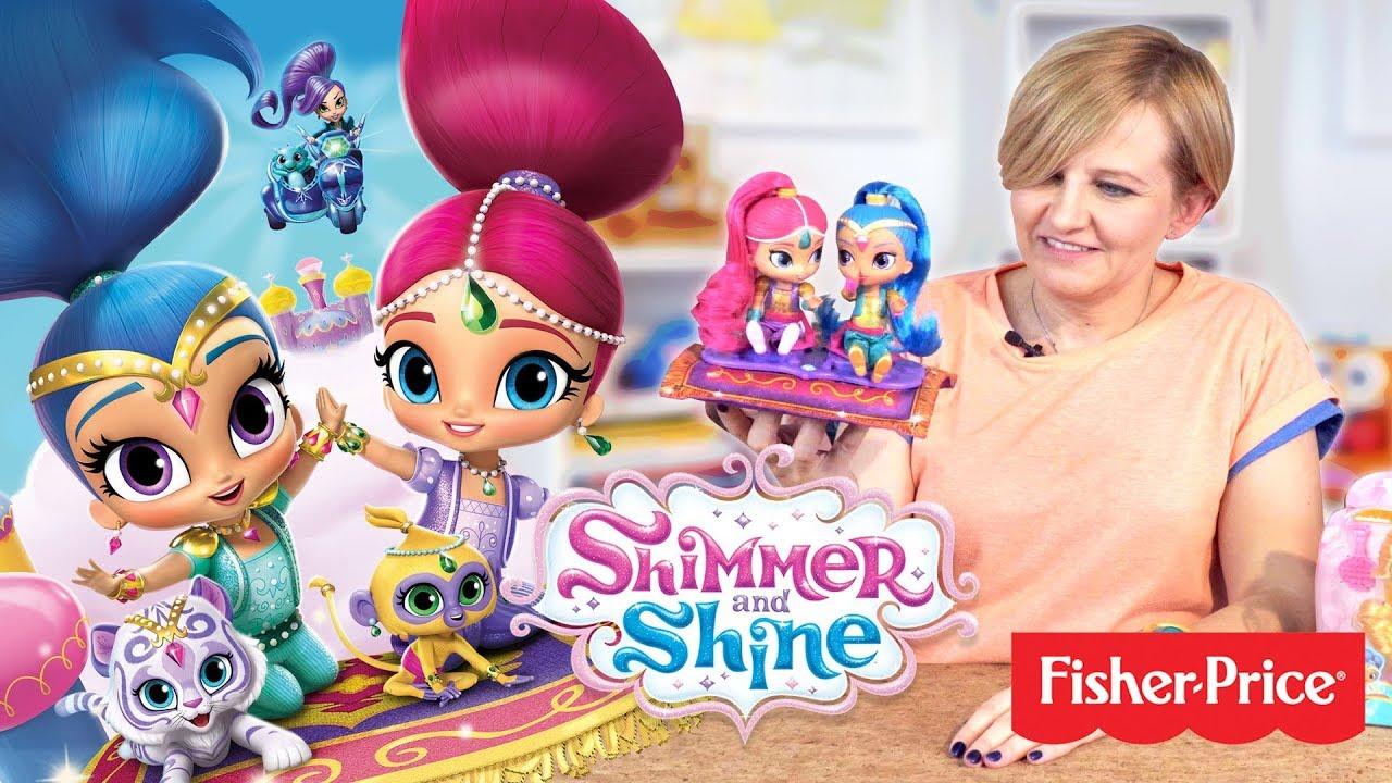 Shimmer i Shine™, Fisher-Price