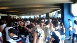 Aquecimento da FJV antes do jogo Vasco e Bahia no Maracana! 2x1ÔÔÔÔ O MEU VASCÃO VOLTOU!
