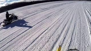 10. Sidewinder LTX LE vs. Turbo Viper RTX LE vs.2016 MXZ XRS 800 E tec