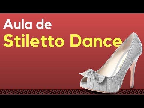 Aprenda Stiletto Dance com a prof.Thuane Fontes – Kitt Kat da Beyoncé – aula 01