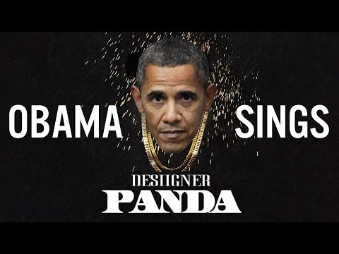 (VIDEO) Barack Obama Sings Desiigner's Panda! (Mash Up)