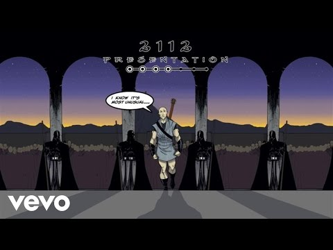 Rush - 2112: Presentation (Lyric Video)