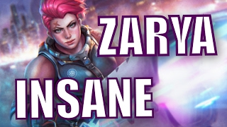 Overwatch Season 3 Daily Dose Subscribe for daily dose: https://www.youtube.com/channel/UCaZrokkXp1jnG1ObCcTc6hA?sub_confirmation=1 SPREE #1 Zarya HIGH ENERG...