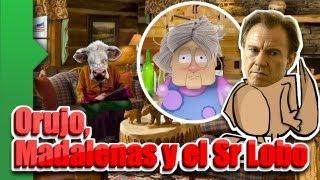 Ver online La Caperucita, Orujo y el Lobo