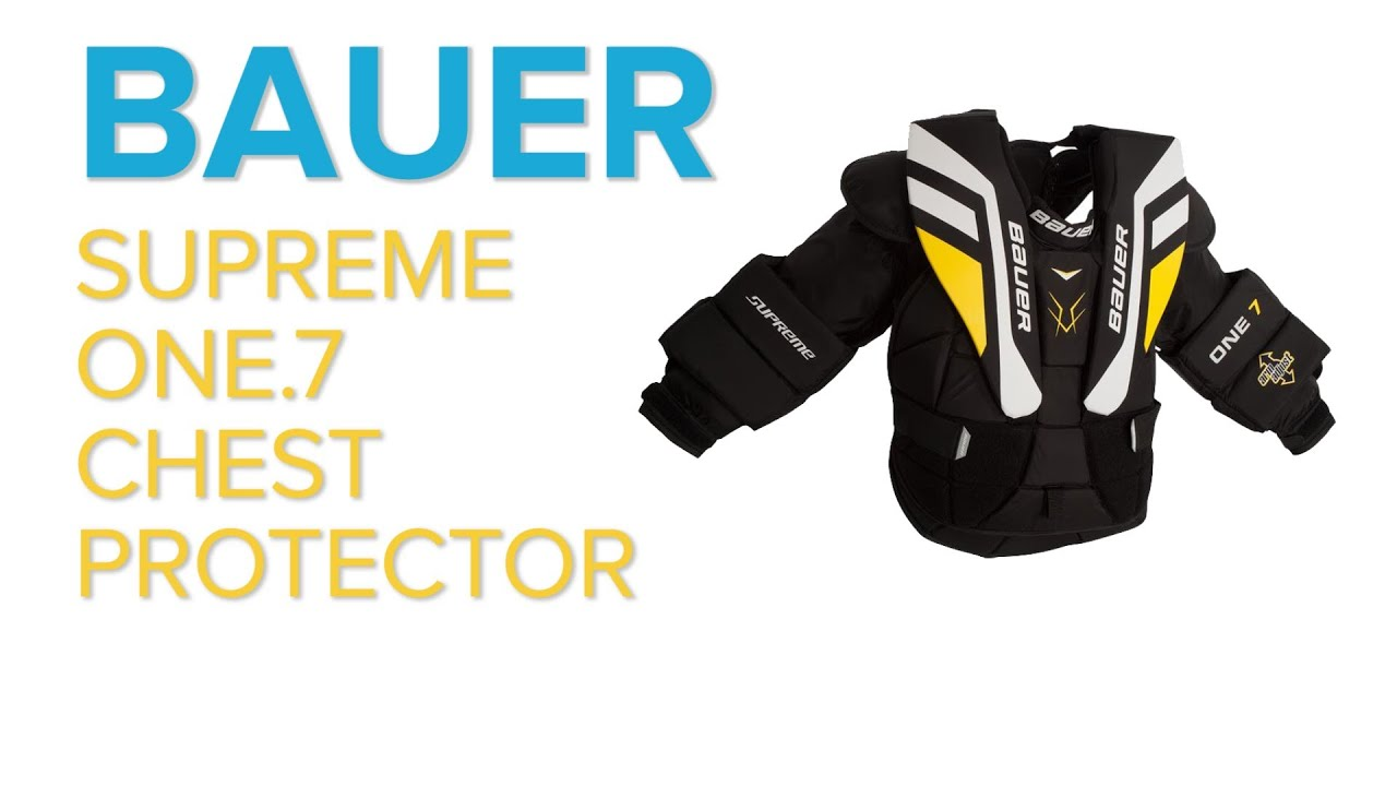 Bauer Supreme One.7 Chest & Arm Protector