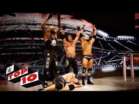 Top 10 Raw moments: WWE Top 10, June 27, 2016_Legjobb vide�k: Sport