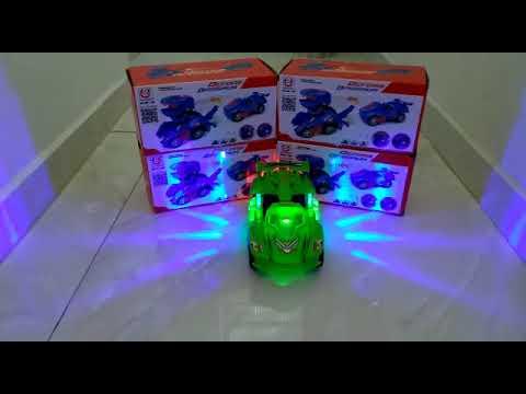 Brinquedo Dinossauro Vira Robô.
