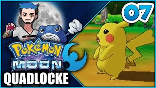 Pokémon Moon Quadlocke Part 7 | MOURNING GLORY by Ace Trainer Liam