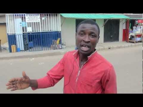 Reactions to Naming a street after Dame Patience GEJ