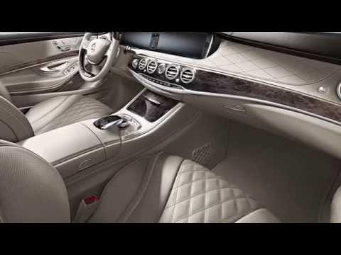 2015 Mercedes-Benz S-Class Sedan -- Video Walk Around