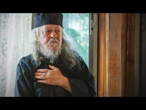 АфонскиАфонский старец Гавриил. Почему болеют раком?