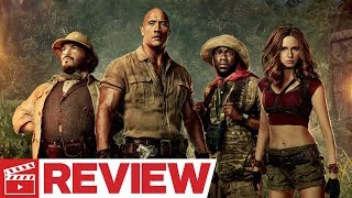 Nonton Jumanji  Welcome To The Jungle Review  2017  Film Subtitle Indonesia Streaming Movie Download