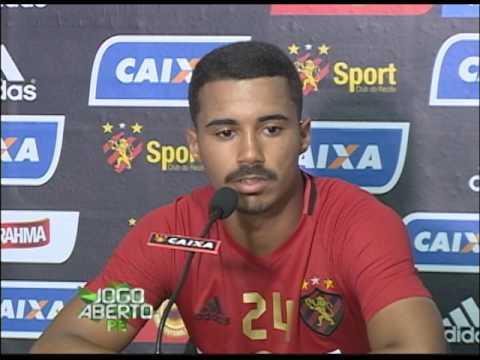 Sport vai enfrentar o Joinville com time misto