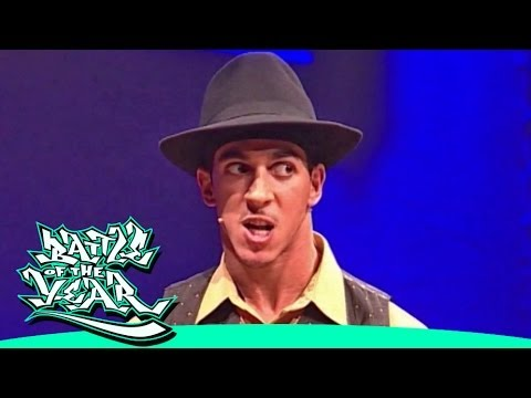 Robot Dance - Salah (france) Boty 2006 Showcase Special [official Hd Version Boty Tv]