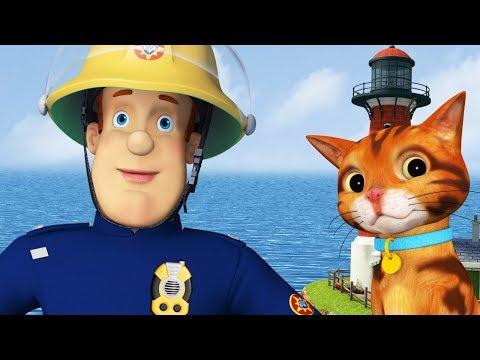 Fireman Sam New Episodes   Pest in show 😺 Cat vs Dog   Fighting Fire 🔥 Cartoon for Children