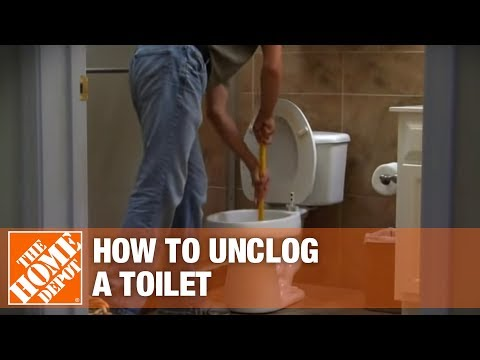 how to unclog a toilet newhouse sun construction. Black Bedroom Furniture Sets. Home Design Ideas