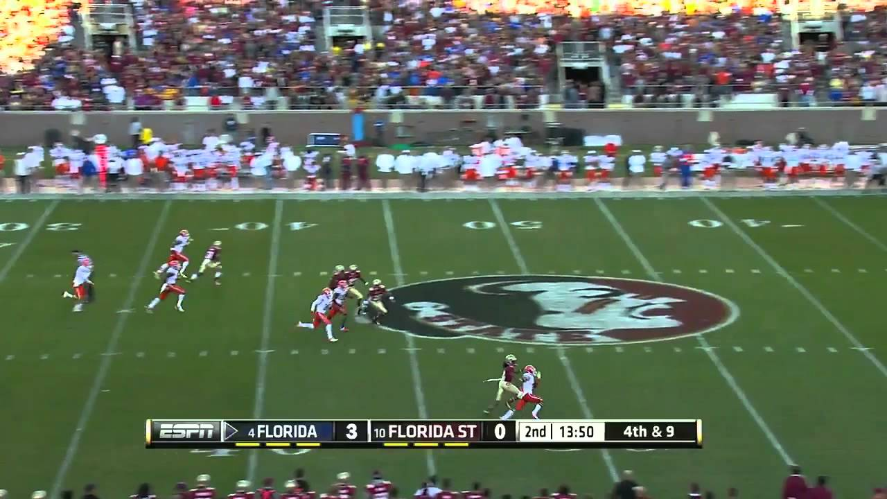 Omar Hunter vs Florida State (2012) vs  Florida State  (2012)