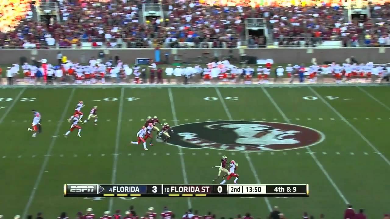 Omar Hunter vs Florida State (2012) vs  Florida State  (2012)
