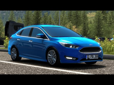 Ford Focus MK3.5 v1.1 + Interior 1.36.x