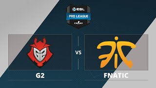 G2 vs fnatic, game 3