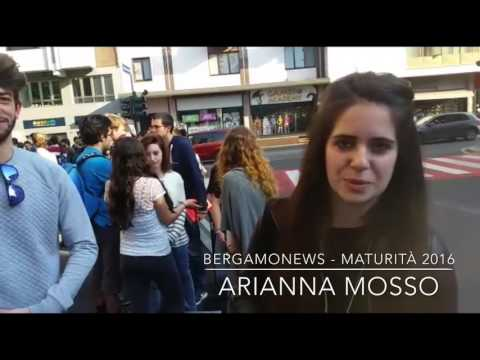 Maturità 2016, la liceale Arianna Mosso: nessuna paura