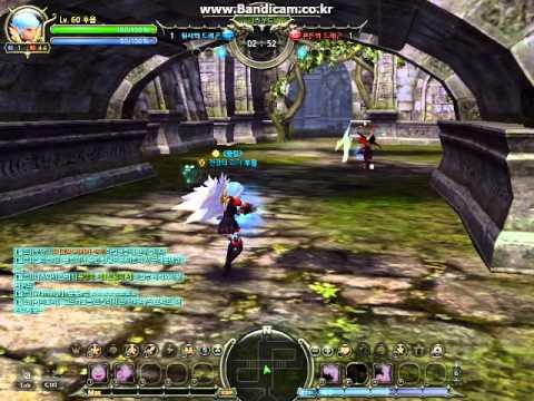 Dragonnest(Kdn) New EX skill . Pro Tempest vs Pro Gladiator